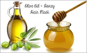DIY-Olive-Oil-and-Honey-Hair-Mask